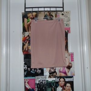 Dresses & Skirts - USED Nude pencil skirt
